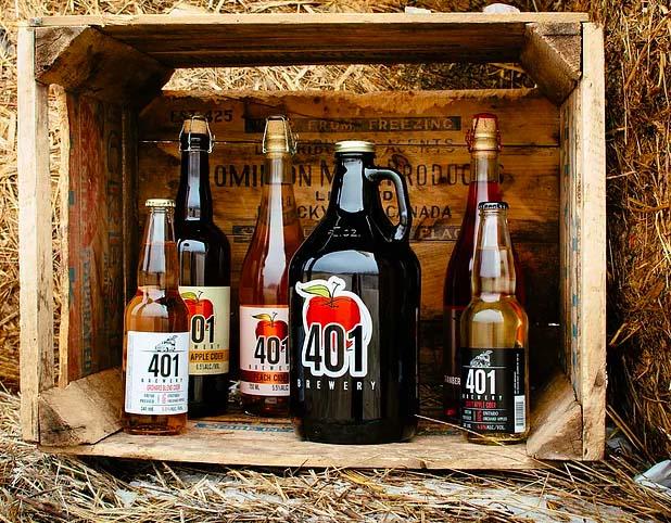 401 Brewery