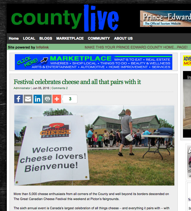 County Live