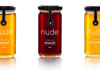 Nude Bee Honey Co.