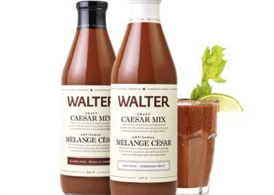 Walter All Natural Craft Caesar Mix