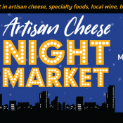 Get your 2019 Artisan Cheese Night Market here!