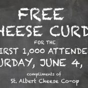 curds for carousel