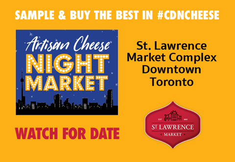 Cheese Awards Night Market – June 7, 2018